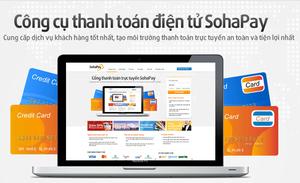 VCCorp và BIDV ký kết hợp tác phát triển công cụ thanh toán điện tử SohaPay